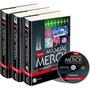 Nuevo Manual Merck Informacion Medica General 3 Vol+cd 2012