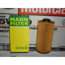 Filtro Aceite Bmw, Land Rover Hu 938/4x Bentley Rolls-royce