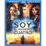 Soy El Numero Cuatro. Combo: Blu-ray+dvd
