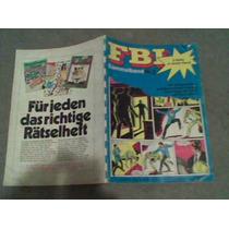 Libro Comic Del Fbi En Aleman Dd9