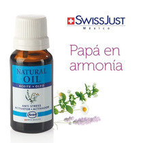 Swissjust Antiestres 20ml Swiss Just