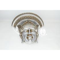 Cabeza Hindu Para Pared Excelente Para Decoración O Ritual