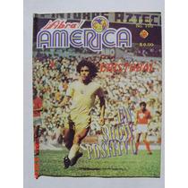 1977 Cristobal Ortega Revista Fibra America Paco Castrejon