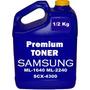 1/2 Kg Toner Samsung Ml-1640 Ml-2240 Scx-4300 Y Reset Gratis