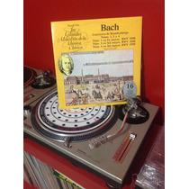 Coma Dj - Bach - Clasica - Acetato Vinyl, Lp