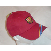 Gorra De Barcelona (guinda) -original-
