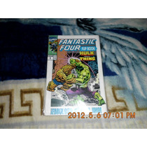 Comic De Coleccion Fantastic Four Num #1 Flip Book