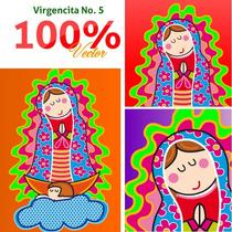 Virgencitas Y Santitos Para Imprimir A Gran Escala Vol. 5