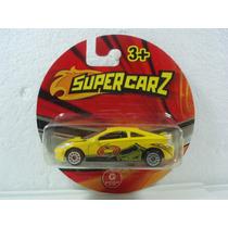 Supercarz Toyota Celica Amarillo 1:64