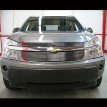 Parrilla Billet Cromada Chevrolet Equinox