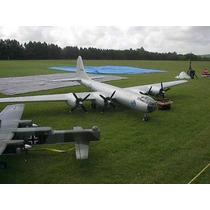 Planos Del Bombardero B-29 Stratofortress R/c.
