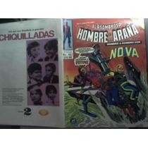 Comics El Asombroso Hombre Araña Edit. Novedades Excelentes