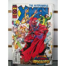 The Astonishing X-men Tomo 1 Era De Apocalipsis Vid