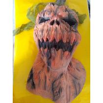 Mascara Para Halloween Calabaza