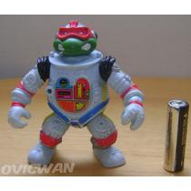 Raphael Space Cadet Tortugas Ninja Tmnt Playmates 1990 Tn4