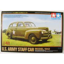 Vehiculo Tamiya Us Army Staff Car Esc.1/48 Nuevo En Oferta.