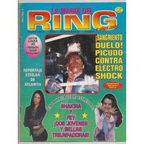 Shakira Fey En Revista Magia Del Ring Lucha Libre De 1999