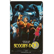 Scooby-doo Tarjeta Telefonica Banda Magnetica