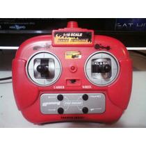 Radio Control Inalambrico Con 4 Funciones De Bombero Op4