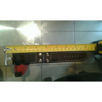 Extensible De Cuero 26.5mm Ideal Luminox Land Panerai