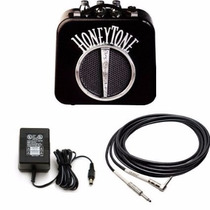 Mini Amplificador Para Guitarra Honeytone N-10