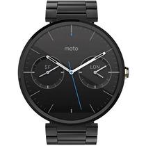 Smart Watch Motorola Moto 360 Bluetooth 46mm Envio Gratis
