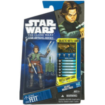 Boba Fett No. 32 Star Wars The Clone Wars Hasbro Yavin 4