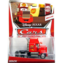 Cars Disney Mack. Rust-eze Racing. Deluxe.