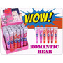 Wow Romantic Bear Caja 24 Piezas Envio Gratis
