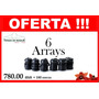 6 Arrays Maquina Desitoxicadora Ion Detox Cleanse Spa Ionic