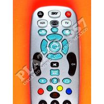 Control Remoto Para Sky Tv Dvd Auxiliar Mrc-sat2