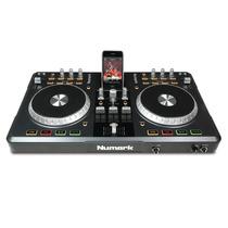 Numark Mixtrack Idj3 Con Dock Para Ipod Y Tarjeta De Audio