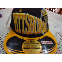 Gorra Piratas De Pittsburgh New Power Original 7 1/8