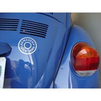 Emblema Sticker Decal Vw Jeans Vocho,sedan