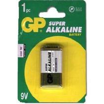 Pila Marca Gp 9 Volts Alkalina