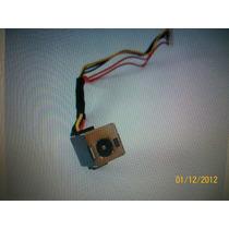 (power Jack) Conector De Alimentación Dv2500 Omm