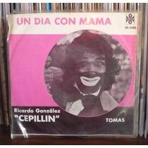 Cepillin Ep Un Dia Con Mama / Tomas