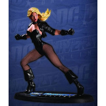 Dc Universe Online Black Canary Statue - Dc Direct