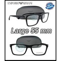 Armazon Oftalmico Emporio Armani Ea3071 5042 Matte Black Msi
