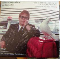 Cd Sencillo, Elton John, Wsl