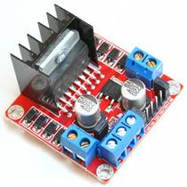 Puente H L298n 2 Motores Dc O Motor A Pasos Arduino Robotica