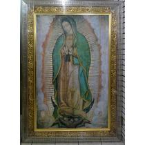 Cuadro Tamaño Natural 2mt Virgen De Guadalupe En Lienzo Canv