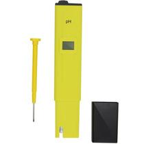 Medidor De Ph Digital Phmetro. Portatil Con Pantalla Lcd