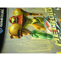 Metroid Prime Juego De Game Cube Completo Wsl