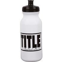Botella/termo/ánfora Para Agua Marca Title Boxing Op4