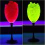 Hielo Gel Neon Luminiscente Brilla Con Luz Uv Bfn