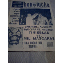 Box Y Lucha (el Mundo Del Ring) Revistas. Año-2000.