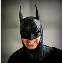 Batman Arkham Asylum Mascara De Latex