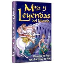 Mitos Y Leyendas Del Mundo 1 Vol Clasa
