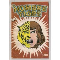 Comics Kalimán Uro El Hombre Tigre # 1 Y 2 De 1983